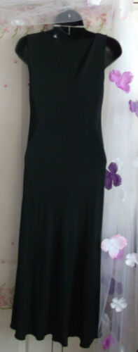 Ruffle Moschino Detail Rose plun Gorgeous And Chic By 10 Black Dress Size Cheap AxqHv