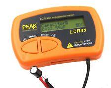 Atlas Lcr45 Passive Component Analyzer