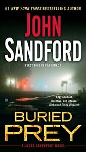 Buried Prey (A Prey Novel) by John Sandford  9780425247891