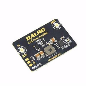 Amplificateur De Télécommande Dalrc 2.4g 8dbm Pour Modèles Rc