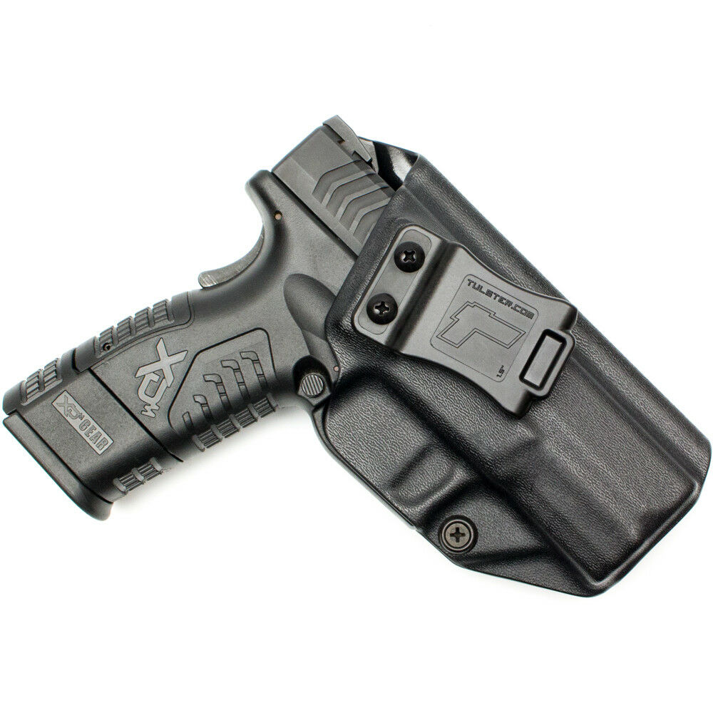 NEW Tulster Profile IWB AIWB Holster Springfield XDM 3.8  9mm .40 - Right Hand