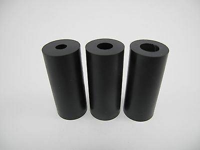 L 22.2mm X O 5.0 mm Boron Carbide Sandblasting Nozzle W 35mm X