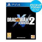 Dragon Ball Xenoverse 2 Ps4 PlayStation 4 Dragonball Z