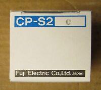 Fuji Electric Cp S2c Circuit Protector Base Socket 2 Pole Cp-s2c