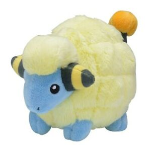 Pokemon-Center-Original-Limited-Plush-Doll-Pokemon-Fit-Mareep-JAPAN-OFFICIAL