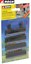 thumbnail 1 - NOCH-H0-13140-Wrought-Fence-13-Pieces-2-0-CM-High-New-Boxed