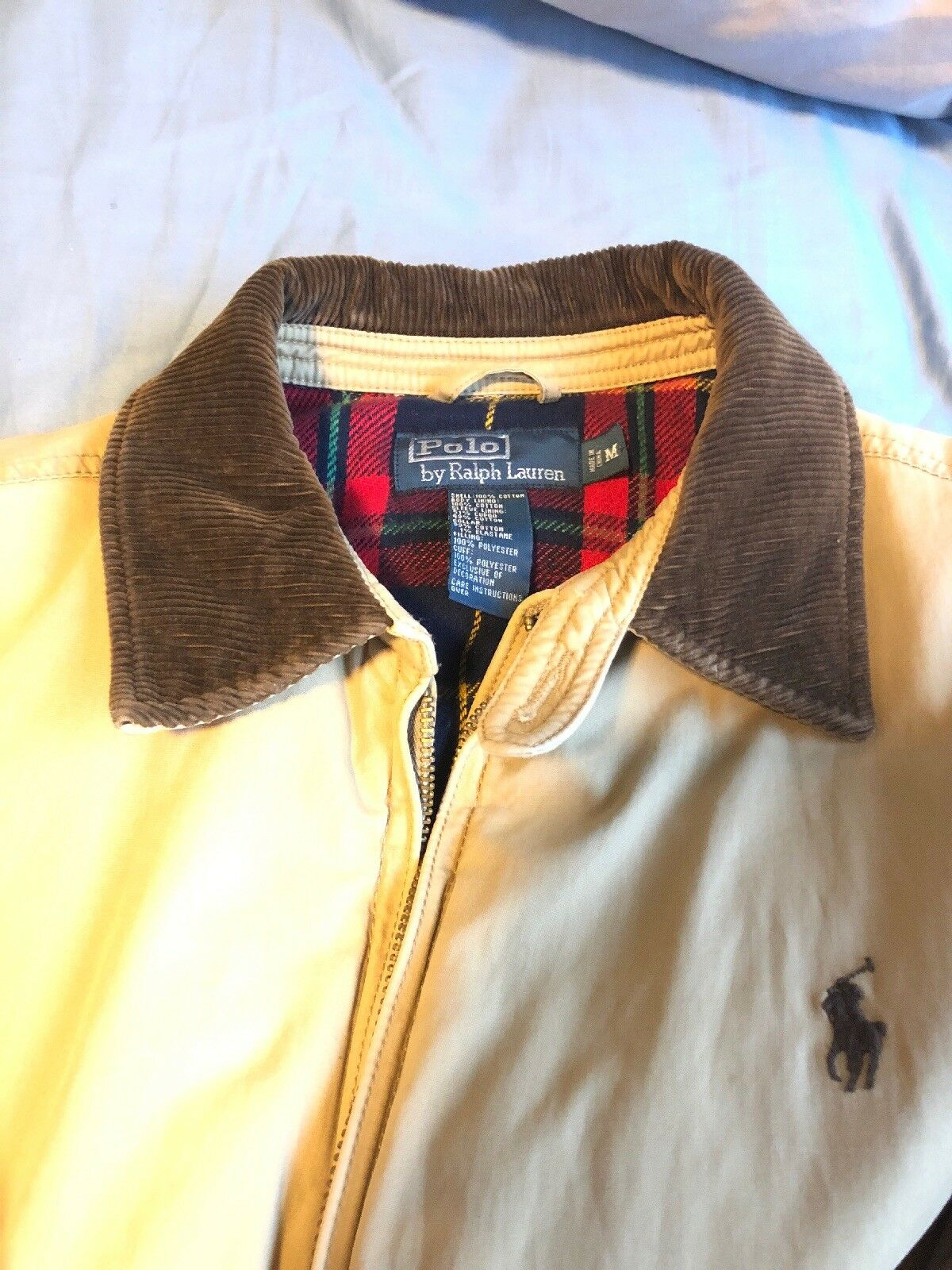 Polo Ralph Lauren Barn Coat Mens Medium