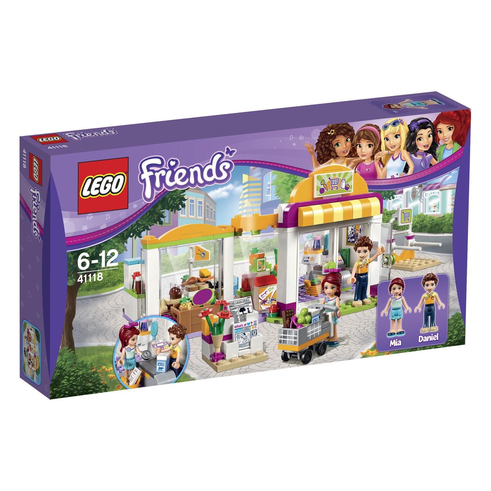 LEGO Friends Heartlake Supermarkt (41118) NEU   OVP