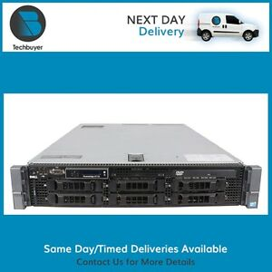 DELL-R710-2x-Intel-Xeon-Quad-Hex-Core-Up-To-128GB-RAM-PERC6i-2xPSU