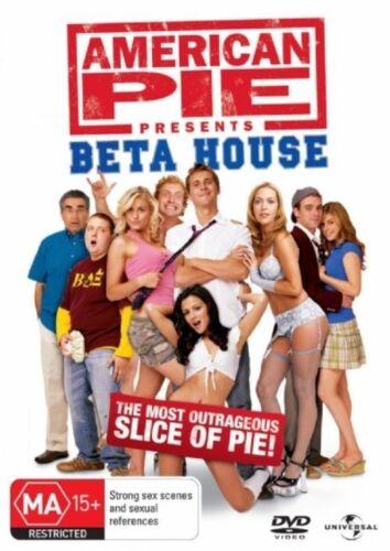 1 of 1 - American Pie  - Beta House - DVD VERY GOOD CONDITION FREE POSTAGE AUSTRALIA R4