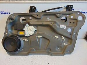 VW-Golf-Mk4-98-04-5-Door-Drivers-Right-Front-electric-Window-Regulator-amp-motor