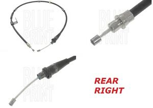 FOR JEEP GRAND CHEROKEE REAR RIGHT HAND BRAKE CABLE HANDBRAKE CONTROL WJ WG