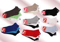 Damen+Herren Sneaker Socken PUMA 251015 3erPACK 65%Baumwolle Kurzschaft