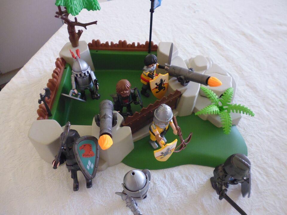 Playmobil, Fort