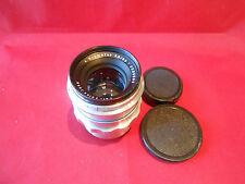 Objektiv Alu Biometar 2,8/80 T Call Zeiss Jena M42