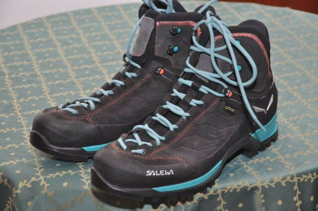 Salewa Women's Ws Mtn Trainer Mid Gore Tex High Rise Hiking