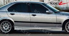 92-98 BMW E36 M3 M Euro M-Tech Style Side Skirts (FRP) USA CANADA