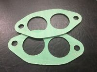 Vw Aircooled Dual Port, Dual Carb Thick Intake Gaskets Prt 113129717