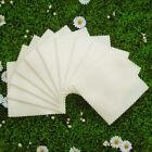 Lot de 10 Lingettes lavables Polaire de coton bio