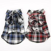 Pet Cat Dog Puppy Clothes Costumes Apparel T Shirt Suit for Small Dog Cat S M XL