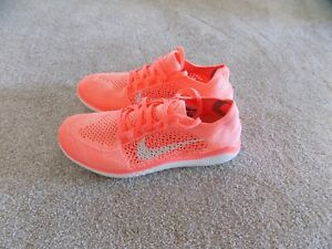 Details about NEW WOMENS 11 NIKE FREE RN FLYKNIT 2018 RUNNING SHOES CRIMSON SAIL PINK 942839