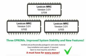Lexicon-MRC-Version-3-01-Firmware-Update-Upgrade-Latest-OS-PCM-70