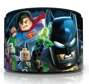 Luz Lego luz Batman Detalles Superhéroes de de Sombra Techo Lámpara 11 la de qSMpjLUzVG