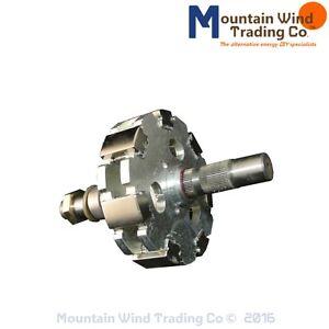 7 Magnet Permanent Magnet Alternator Pma Rotor For Wind