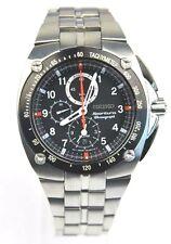 Seiko Sportura Alarm Chronograph Men's Watch SNAD23P1