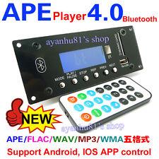 Digital Bluetooth 4.0 Audio Receiver FM SD APE FLAC WAV WMA MP3 Decoder F phone