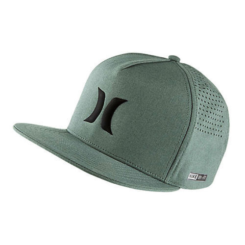 80ae6cec09f ... new arrivals with tags hurley dri fit icon snapback hat cap nike teal  ebay 52b35 265c0