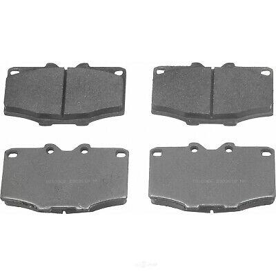 Disc Brake Pad Set-ThermoQuiet Disc Brake Pad Front Wagner MX731
