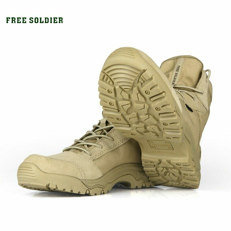 Outdoor Sports Men's shoes Mountain Breathable Hiking Boots For Climbing Camping