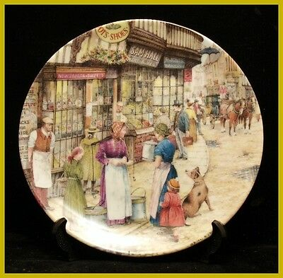 Davenport - Cries Of London - The Milk Maid 2 - New Condition