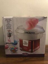 Nostalgia 450w Retro Electric Cotton Hard Candy Maker Machine