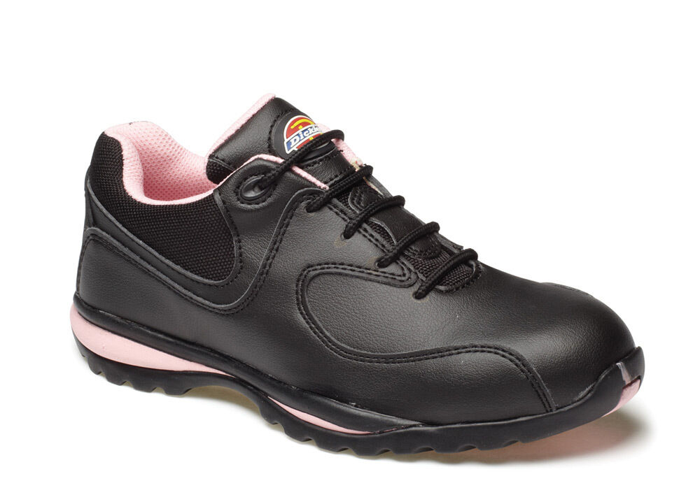 Mujer OHIO Sb Seguridad Zapatillas Negras rosado varias varias varias tallas fd13905  lo último
