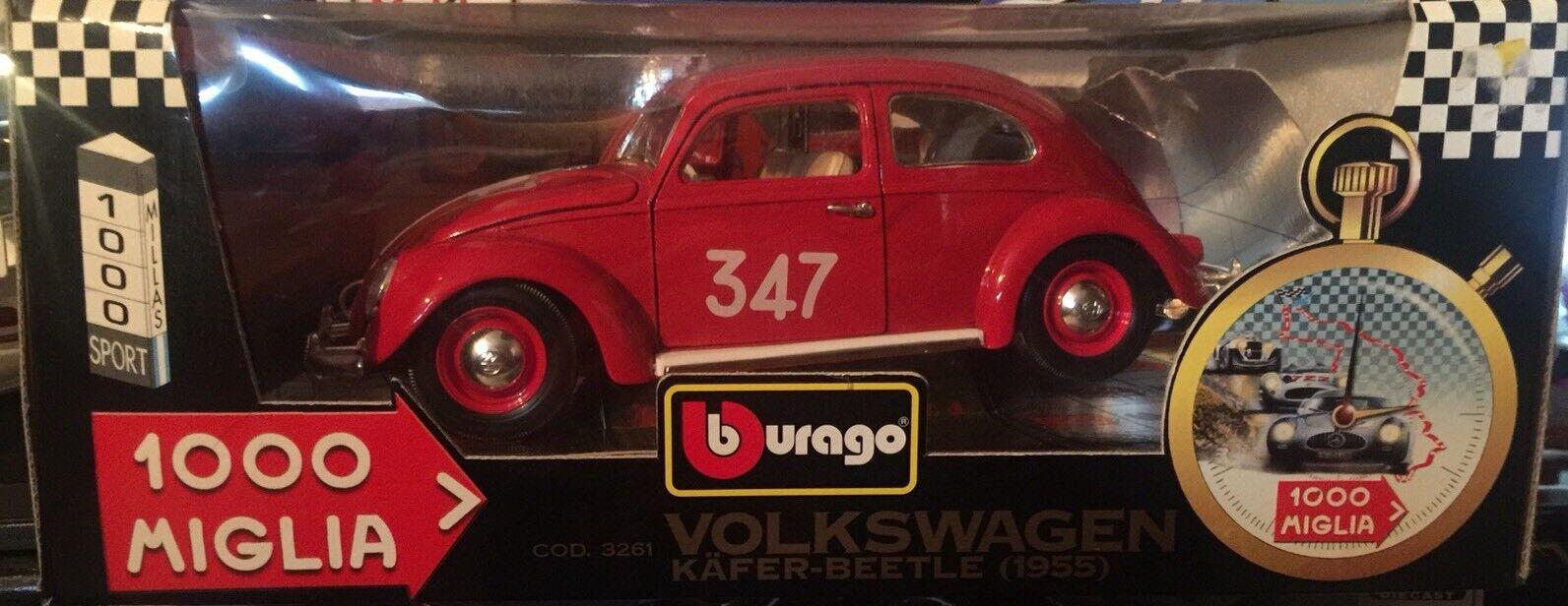 1 18 VW Beetle 1955 Classic German Car Volkswagen Beetle 1 18