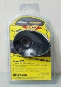 Hoodeye HEYEC18G Eyecup for Canon EOS 10D 20D 30D 40D 50D 60D DSLR Camera NEW