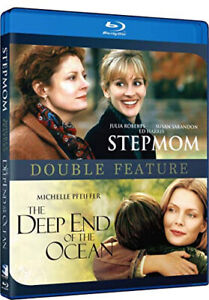 Stepmom-amp-The-Deep-End-of-the-Ocean-Double-Feature-Blu-ray-Blu-ray-DVD