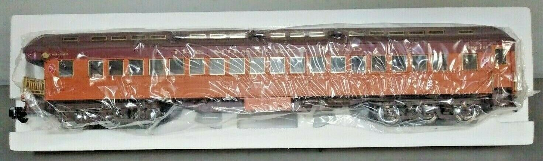 Aristocraft Trenes Escala G peso pesado Milwaukee observación coche 31403  nuevo