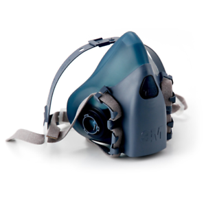 3M™ Half Facepiece Reusable Respirator 7502/37082(AAD