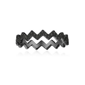 18k-black-rhodium-plated-use-Swarovski-cz-crystal-zig-zag-ring-party-mix-match