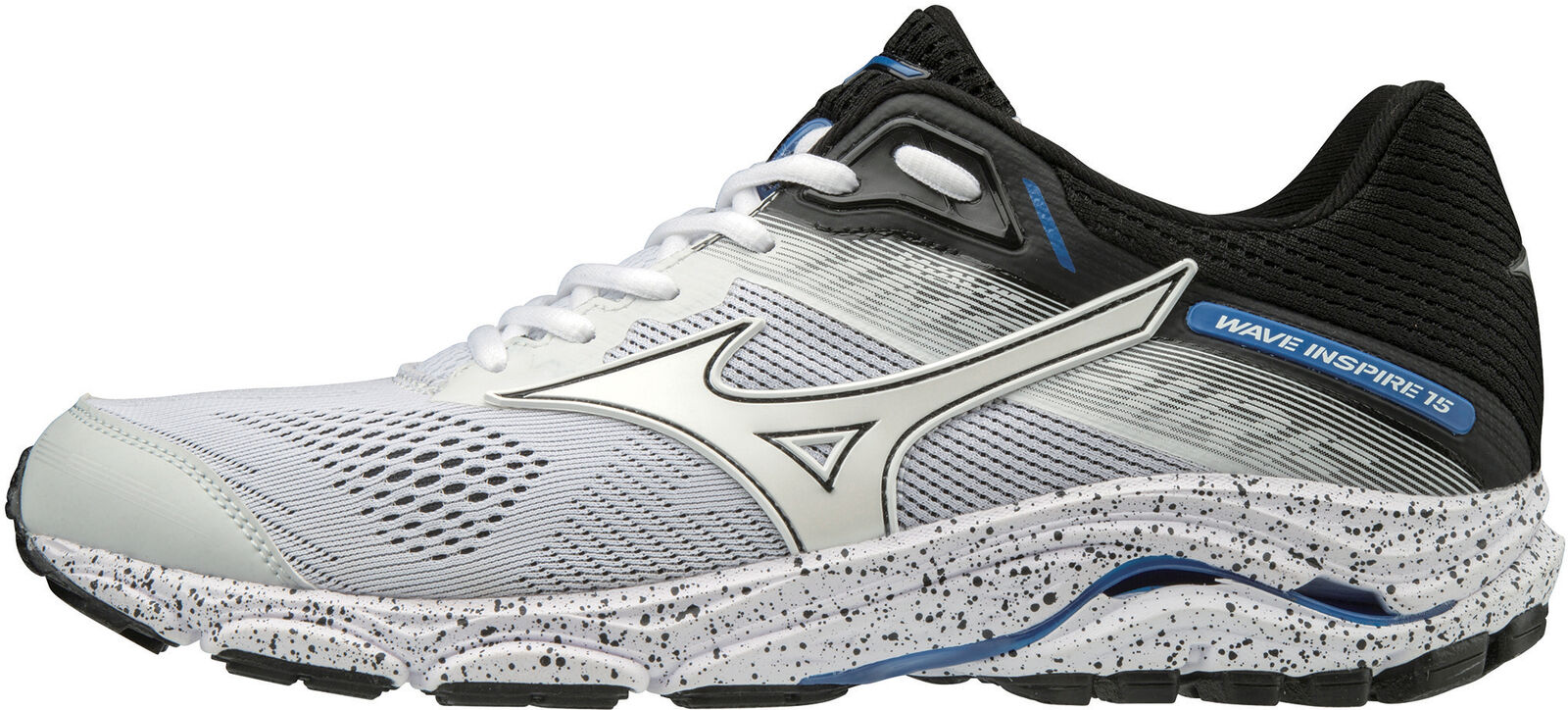 Mizuno Wave Inspire 15 Mens Running shoes -  White  discount promotions