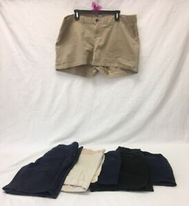 6 Shorts jag A73lm old 18 12 Maternity Lot Gap 16 Navy Of Sz wOT0RX