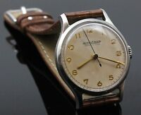 Watch JAEGER-LECOULTRE MVT P478 Acier/Cuir - Stainless Steel on Teju leather