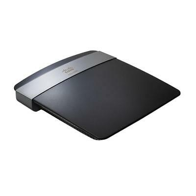 Linksys N600 E2500 E2500-NP Wi-Fi Dual Band Wireless-N Router 300 MB//S New