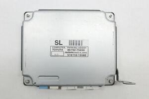 2010-LEXUS-HS250-COMPUTER-PARKING-ASSIST-86792-75030-OEM-10-11-12