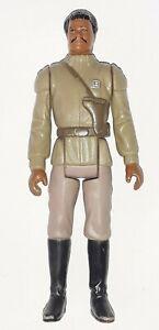 Figurine Star Wars Vintage Lando Calrissian General no COO 1985 Kenner B-1 Last
