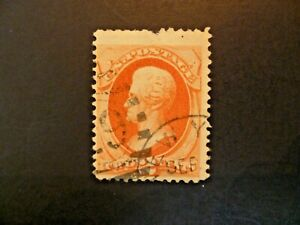 USA 1879 $.02 Jackson #183 Used - See Description & Images