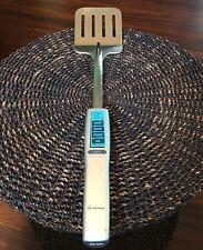 Brookstone Smart Grill Spatula BBQ Electronic Retractable Temperature Probe